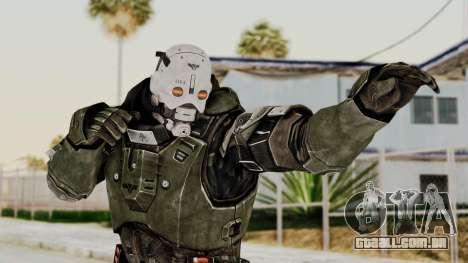 F.E.A.R. 2 - Replica Heavy Soldier para GTA San Andreas