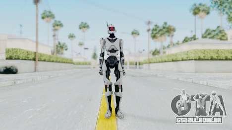 Mass Effect 2 Loki para GTA San Andreas segunda tela