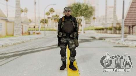 Battery Online Soldier 3 v3 para GTA San Andreas segunda tela