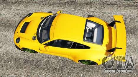 GTA 5 Ruf RGT-8 voltar vista