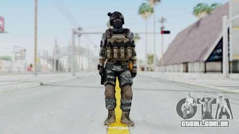 Battery Online Soldier 7 para GTA San Andreas segunda tela
