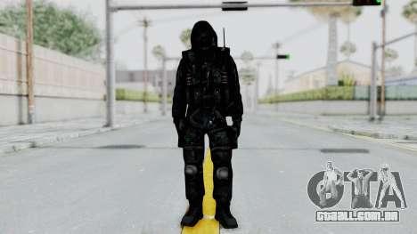 Hodeed SAS 1 para GTA San Andreas segunda tela