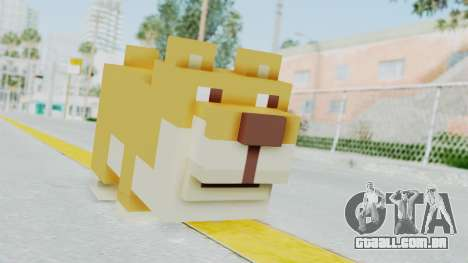 Crossy Road - Doge para GTA San Andreas