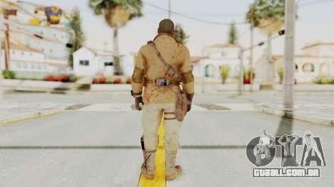Black Ops 3 - Tank Dempsey para GTA San Andreas terceira tela