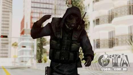Hodeed SAS 12 para GTA San Andreas