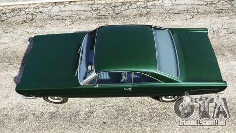 GTA 5 Ford Fairlane 500 1966 voltar vista