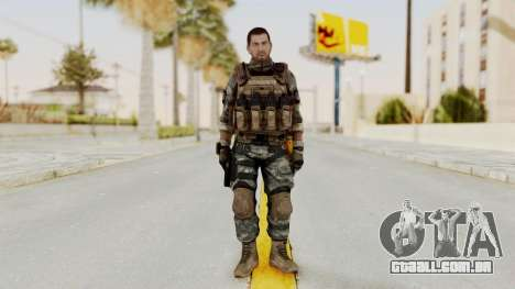 Battery Online Soldier 1 v3 para GTA San Andreas segunda tela