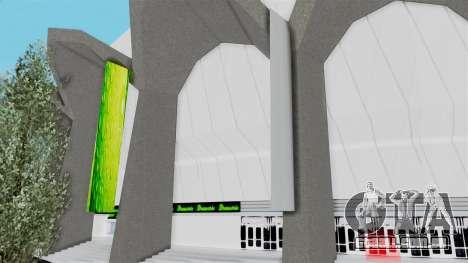 Stadium LS v2 HD para GTA San Andreas segunda tela