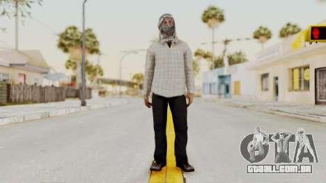 Middle East Insurgent v3 para GTA San Andreas segunda tela