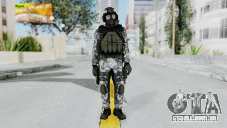 Black Mesa - HECU Marine Medic v2 para GTA San Andreas segunda tela