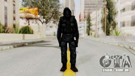 Hodeed SAS 12 para GTA San Andreas segunda tela
