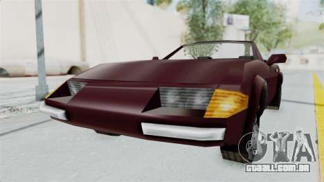 GTA VC Stinger para GTA San Andreas