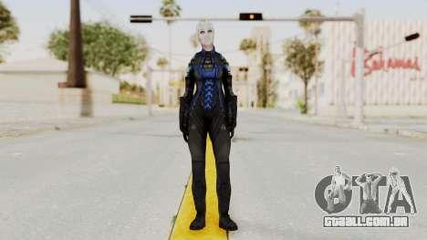 Mass Effect 3 Liara DLC Alt Costume para GTA San Andreas segunda tela