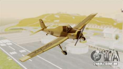 Z-37 Cmelak para GTA San Andreas