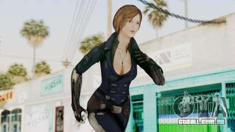 Ana from Metro Conflict para GTA San Andreas