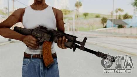 Black Ops 3 - KN-44 para GTA San Andreas terceira tela