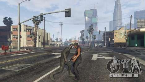 Amazing Spiderman - black suit para GTA 5