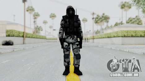 Hodeed SAS 7 para GTA San Andreas segunda tela