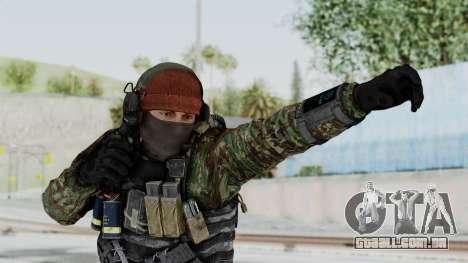 CoD AW KVA Assault para GTA San Andreas