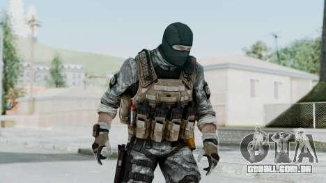 Battery Online Soldier 5 v3 para GTA San Andreas