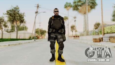 Battery Online Soldier 3 v2 para GTA San Andreas segunda tela