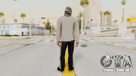Middle East Insurgent v3 para GTA San Andreas terceira tela