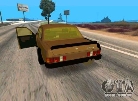 Volga 3110 Classic Batalha para GTA San Andreas vista direita