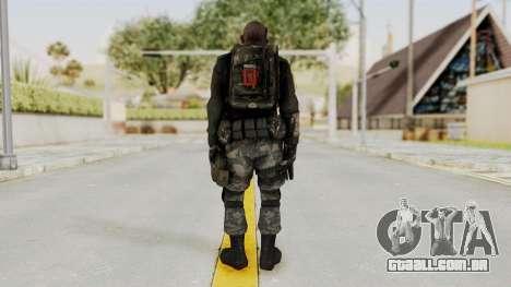 Battery Online Soldier 3 v2 para GTA San Andreas terceira tela