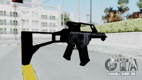 G36E Valkyrie Paintjob para GTA San Andreas terceira tela