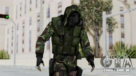 Hodeed SAS 4 para GTA San Andreas
