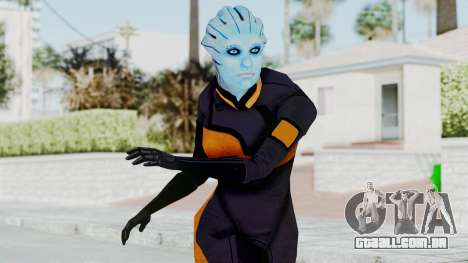 Mass Effect 1 Rana Thanoptis para GTA San Andreas