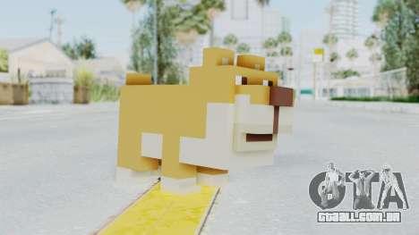 Crossy Road - Doge para GTA San Andreas segunda tela