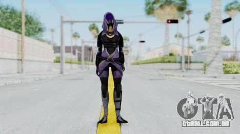 Mass Effect 3 Tali Zorah Vas Normandy para GTA San Andreas segunda tela