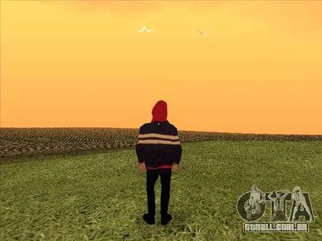 PHARAON para GTA San Andreas terceira tela