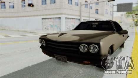 Lobo Custom para GTA San Andreas
