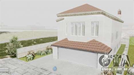 CJ Realistic House and Objects para GTA San Andreas segunda tela