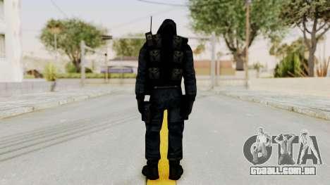 Hodeed SAS 12 para GTA San Andreas terceira tela