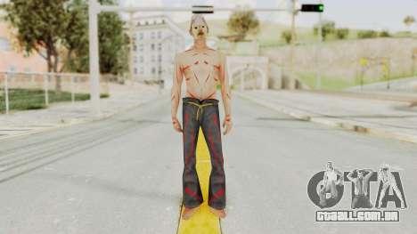 Scary BERUK para GTA San Andreas segunda tela
