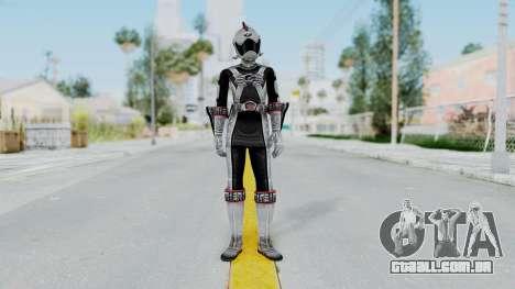 Power Rangers RPM - Silver para GTA San Andreas segunda tela