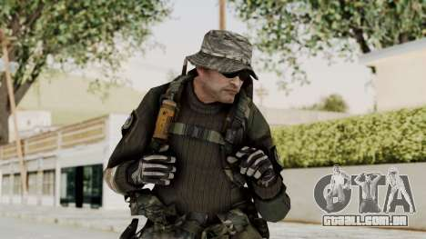 Battery Online Soldier 3 v1 para GTA San Andreas
