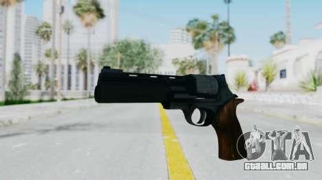 Mateba para GTA San Andreas segunda tela