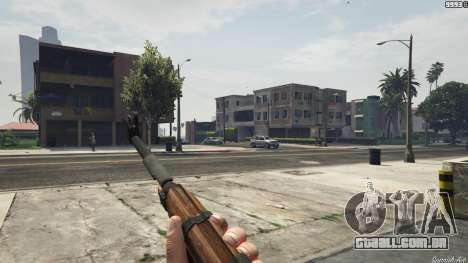 GTA 5 Bioshock Infinite - Carbine Rifle terceiro screenshot