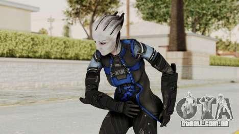 Mass Effect 3 Liara DLC Alt Costume para GTA San Andreas