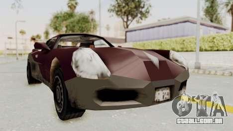 GTA 3 Yakuza Stinger para GTA San Andreas