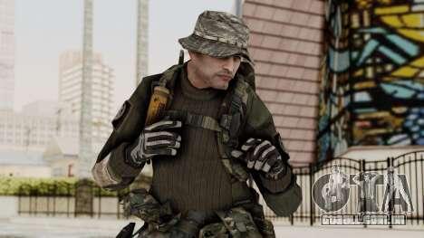 Battery Online Soldier 3 v3 para GTA San Andreas