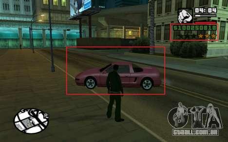MoreMoney para GTA San Andreas