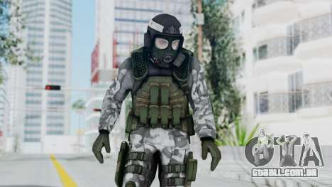 Black Mesa - HECU Marine Medic v2 para GTA San Andreas