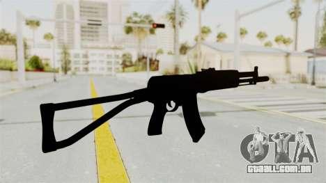 AEK-971 para GTA San Andreas terceira tela