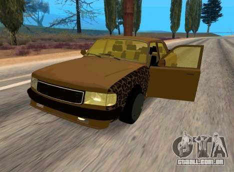 Volga 3110 Classic Batalha para GTA San Andreas