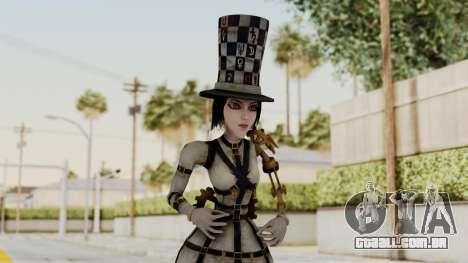Alice LBL Hattress Returns para GTA San Andreas